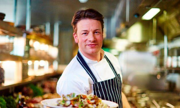 Profile of Jamie Oliver