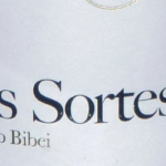 As Sortes — a white wine with body