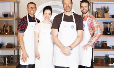 Celebrity Masterchef Semi Finals