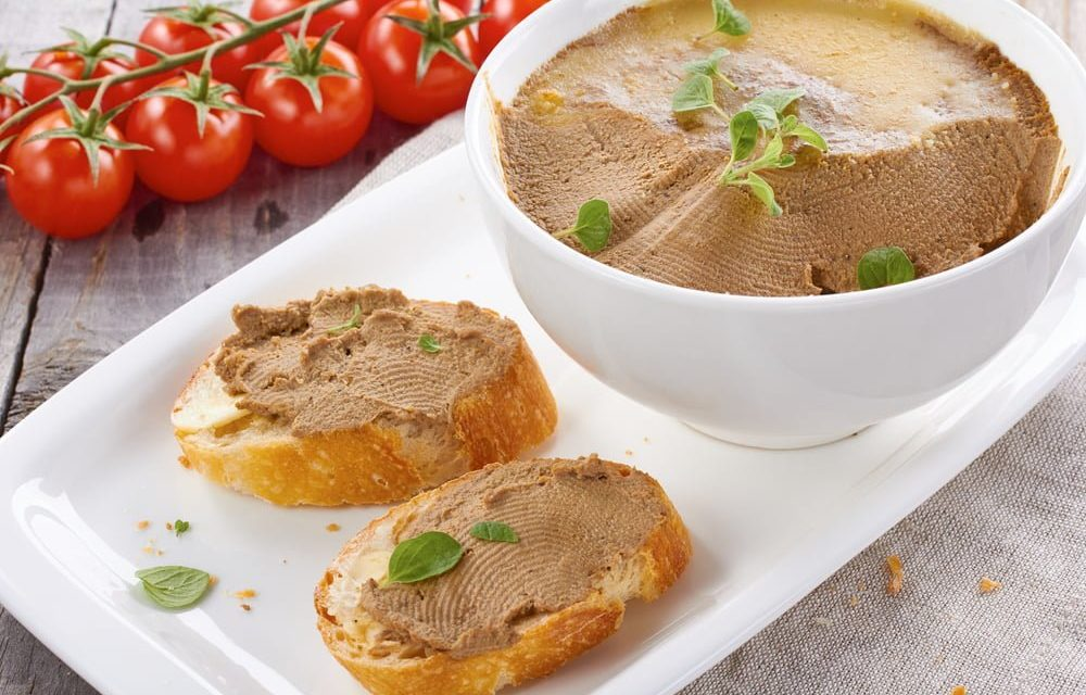 house wife's chicken liver pate