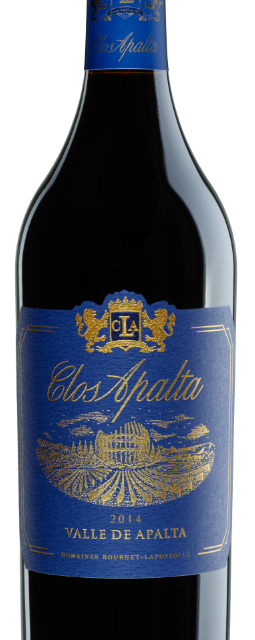 Clos Apalta  — Chile's Finest