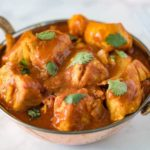 Easy Peasie Chicken Curry