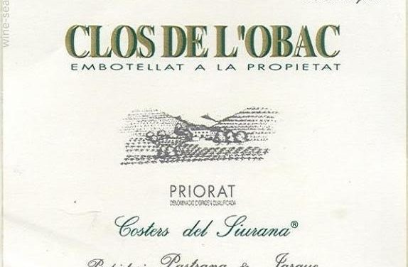 The Wonderful Clos de L'Obac