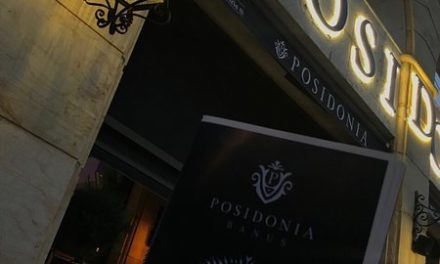 Restaurante Posidonia — The New Kid on the Block