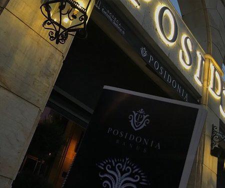 Restaurante Posidonia — The New Kid on the Block