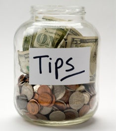 To Tip or Not to Tip