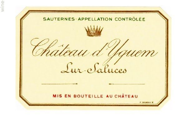 Chateau d'Yquem — Nectar of the Gods
