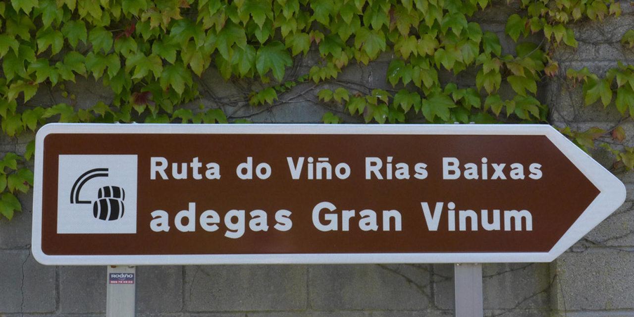 Adegas Gran Vinum 2017 Esencia Diviña Albariño (Rías Baixas)