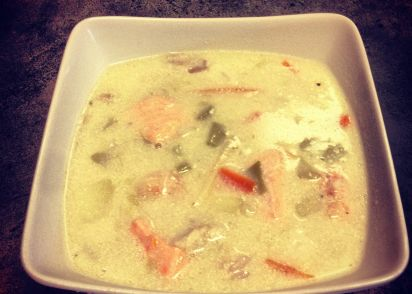 My Fish Chowder