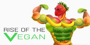 The Rise and Rise of Veganism