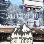 The Creative Team at La Sala Banus present the Ski Lodge