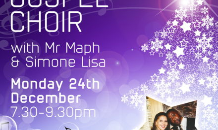 Marbella Gospel Choir set to light up Christmas this year at La Sala Puerto Banus