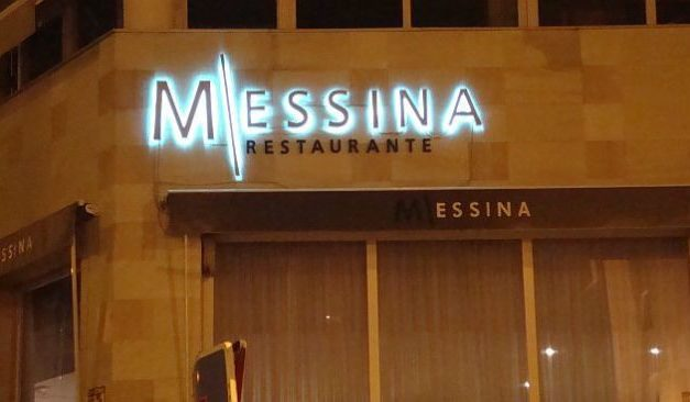 Restaurante Messina and Mauricio Giovanini
