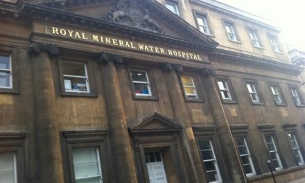 Bath's Royal Mineral Water Hospital is to become a luxury hotel.