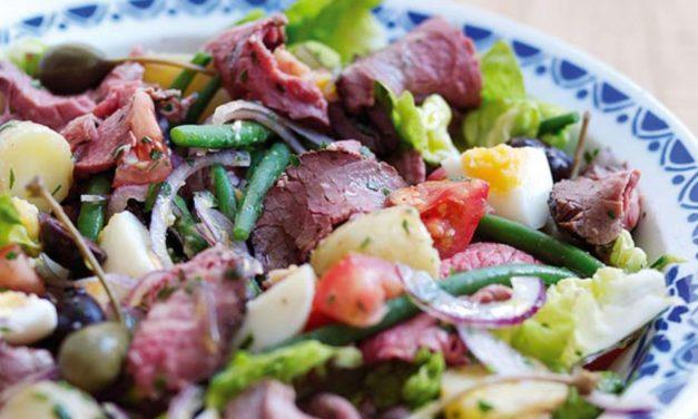 Summer Beef Salad