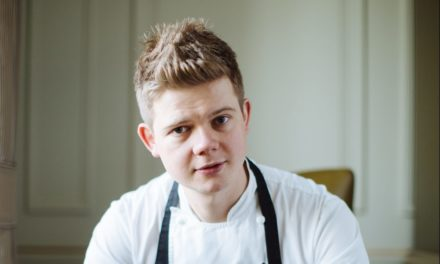 The Dorchester Hotel appoints it's youngest Head Chef ever.