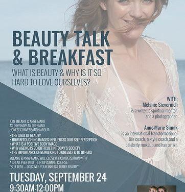 Beauty Talk and Breakfast at La Sala Banus