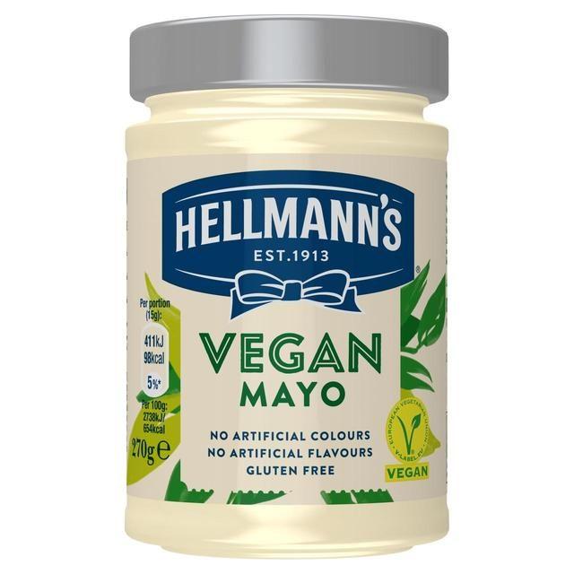 Hellmanns Launch Vegan Mayo!