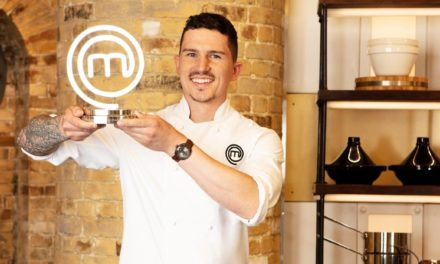 Winner of  Master Chef the Professionals 2019 — Stu Deeley