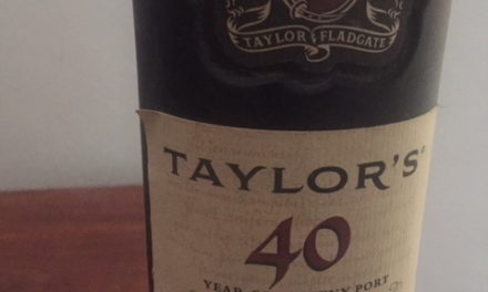 Taylors 40 year Old Tawny Port — Worth the Wait