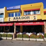 Morris Calls into one of  My Local Favourites, Asador de Guadalmina