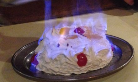 Easy to Make Baked Alaska