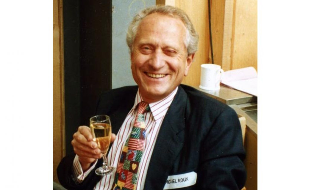 Michel Roux has died aged 78.