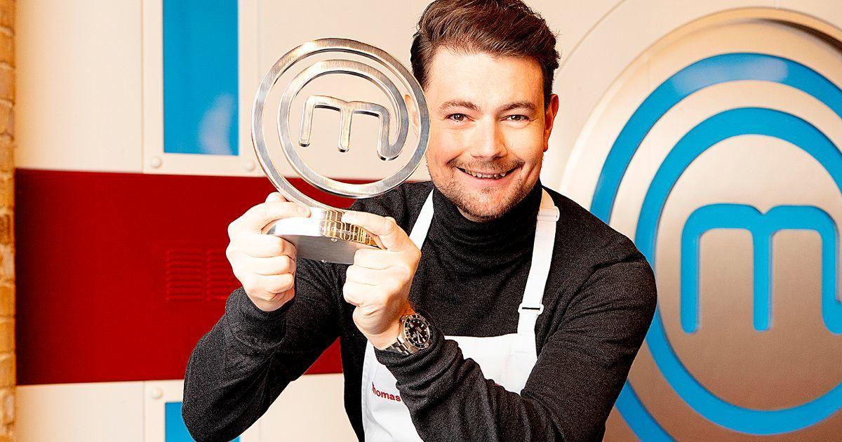 Thomas Frake Winner of BBC's Masterchef 2020