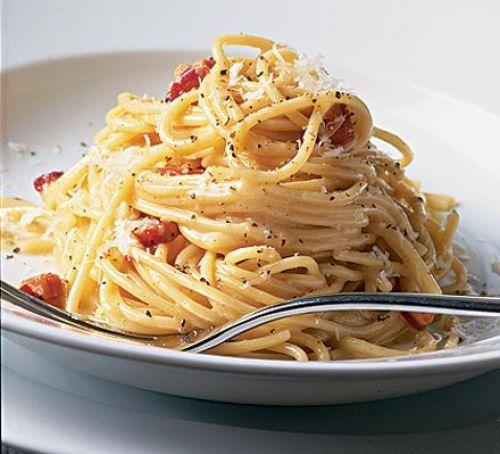 Quick Spaghetti Supper