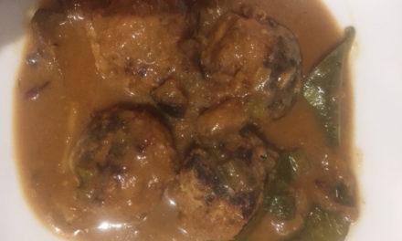 Spicy Balls Satay