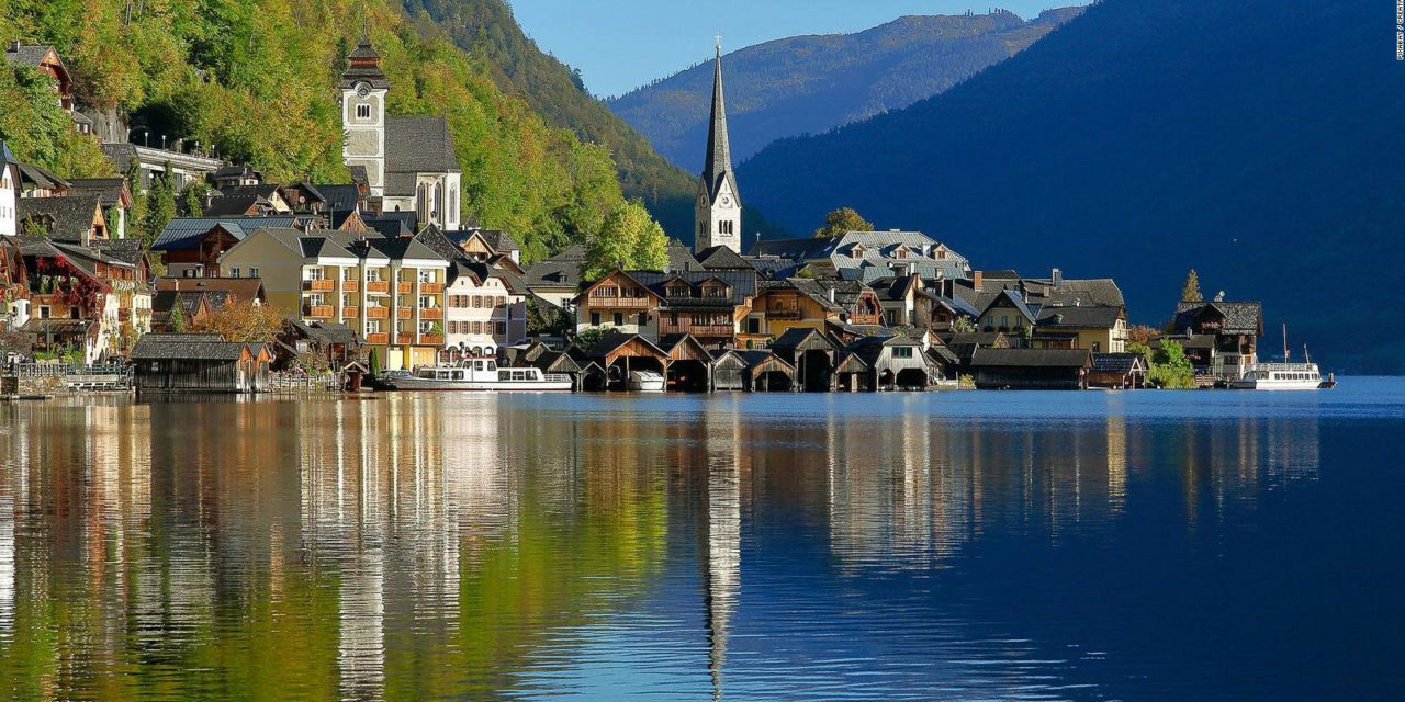 Robert D's Second report on 'From My Part of the World' is From Austria