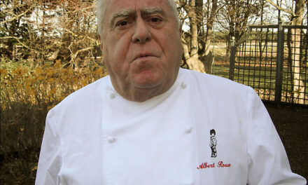 Renowned French chef and restaurateur Albert Roux has died at the age of 85